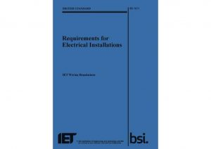 18th Edition Wiring Regulations Courses in Teesside and North East